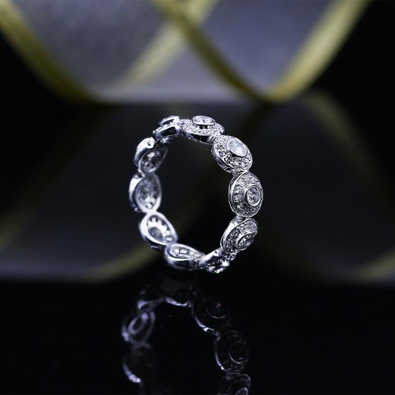 Precious! Diamond Eternity Wedding