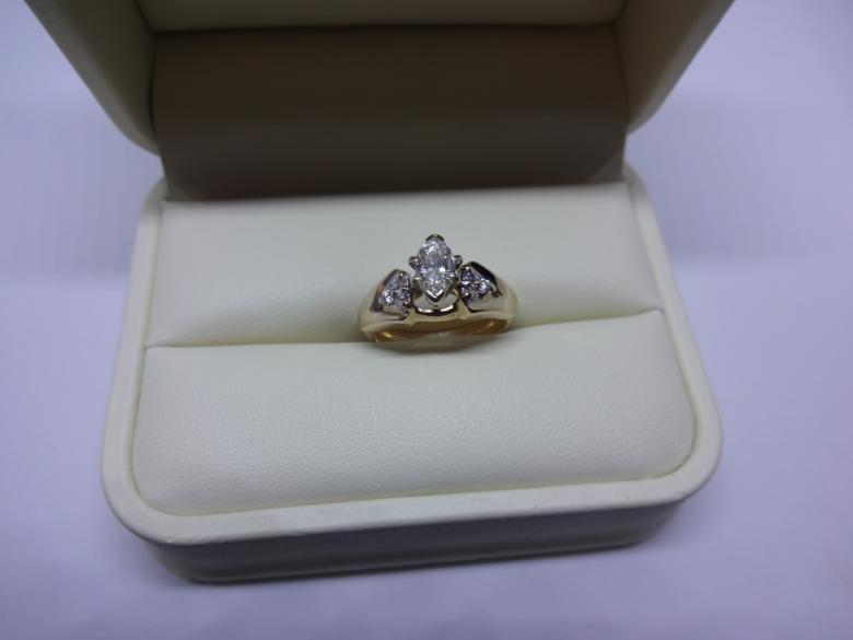 Marquise 3/4 ctw in