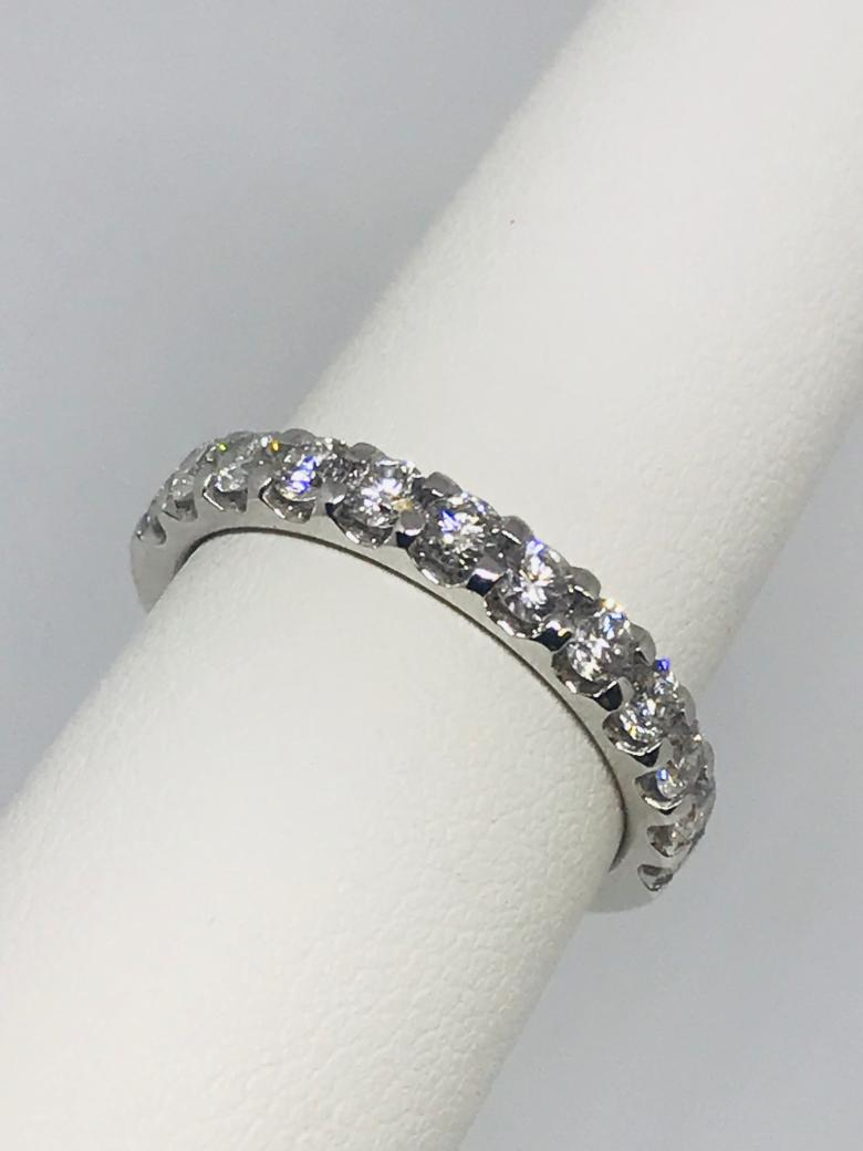 14k White Gold Wedding