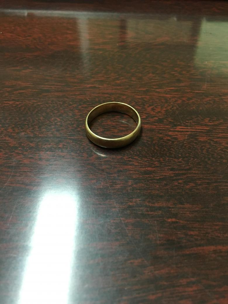 Men's Wedding Band Size