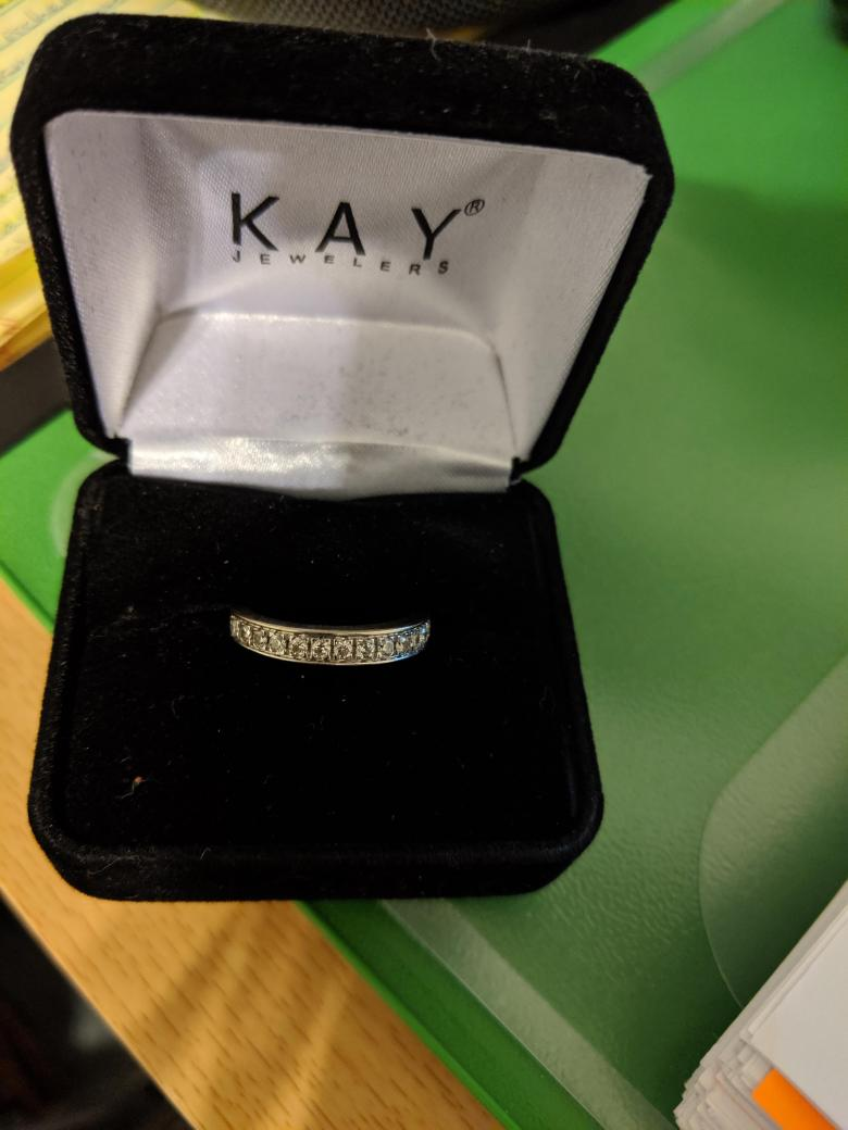 Kay Jewelers Women's wedding