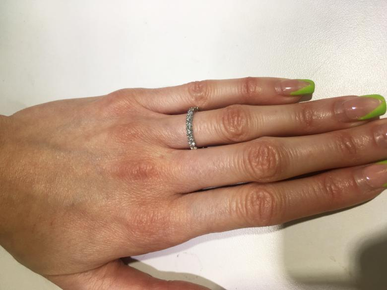 Diamond Eternity Ring in