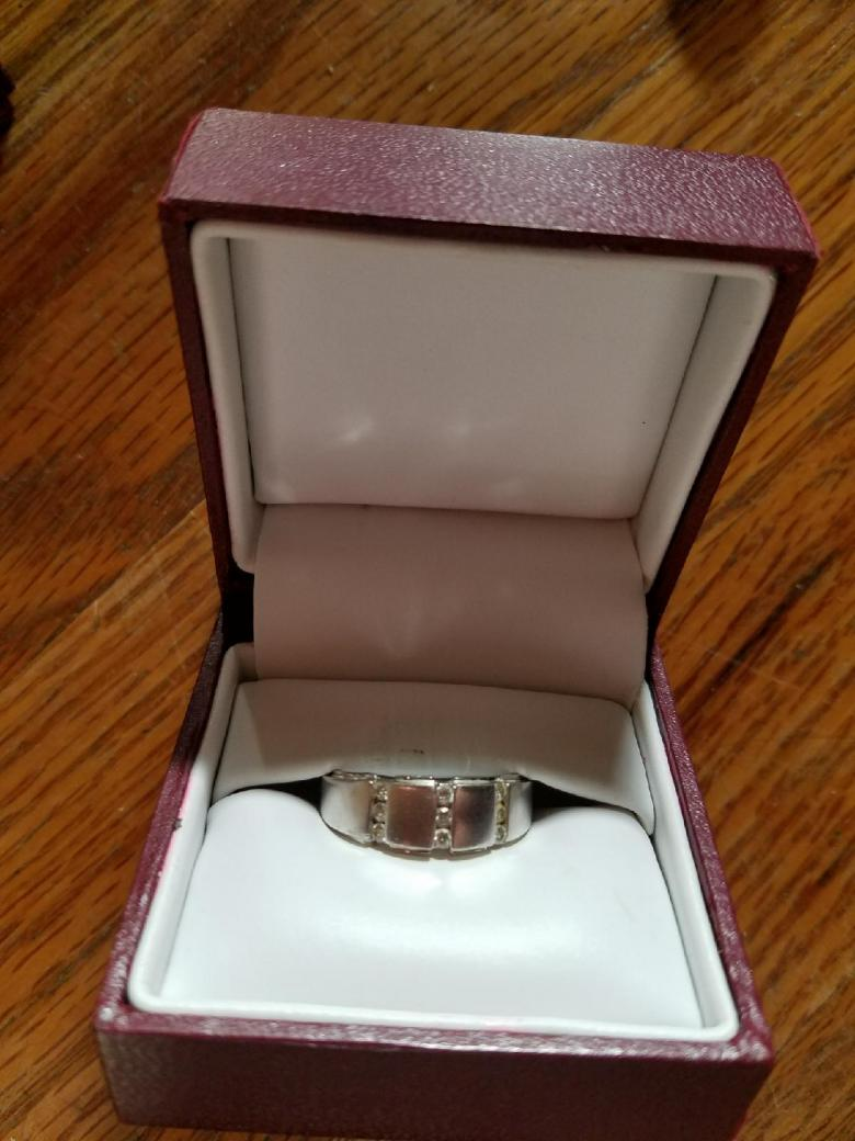 Helzberg White Gold Men's