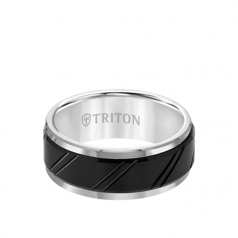 Triton Diamond Cut Men's