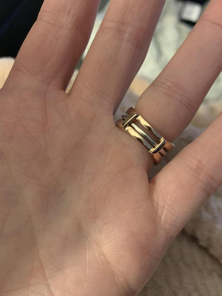 Wedding Band - 2/3