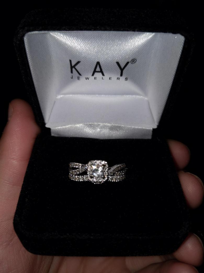 Kay Jewelers Wedding ring