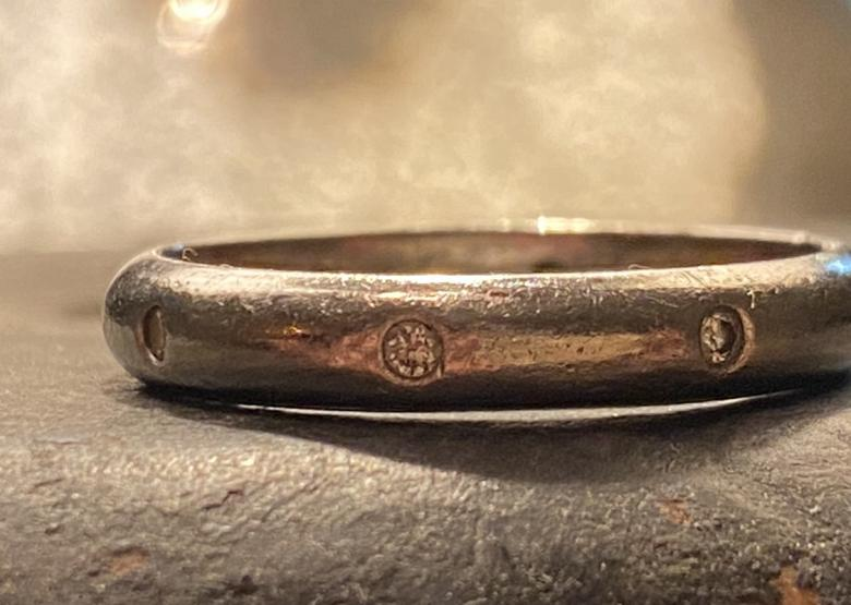 Gentleman's Platinum Wedding Band