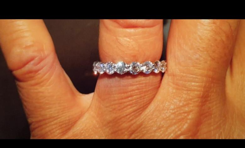 Super Sparkle GIA Certified