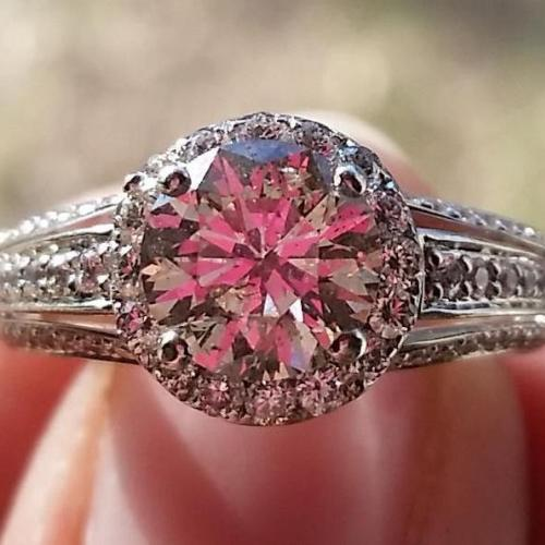 Robbins Bros Engagement Ring