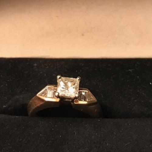 Amazing Deal!! Princess Cut