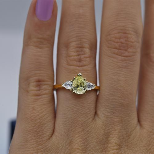 !!! Engagement Ring with
