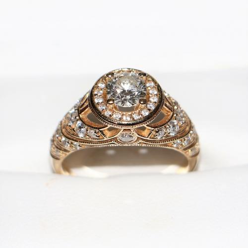 Spence Diamonds Engagement Ring