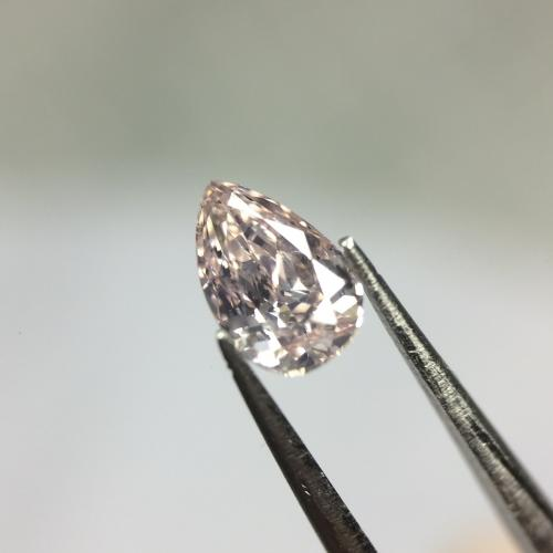 0.28 Carat Fancy Light