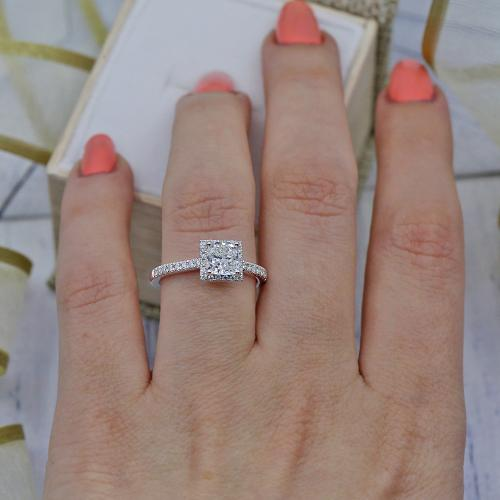 Video!! Fantastic Engagement Ring