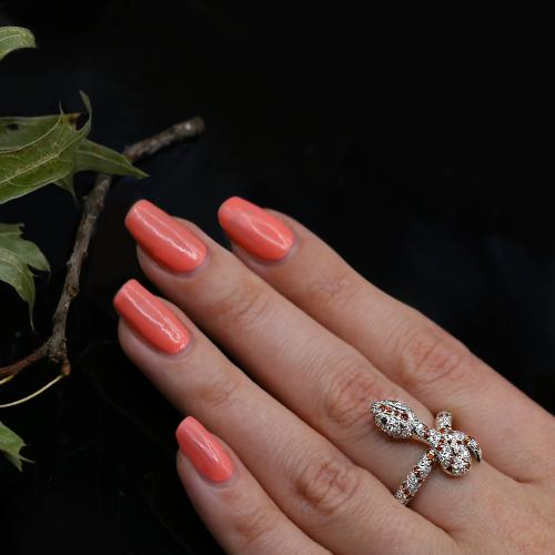 Women's Fashion Ring Snake