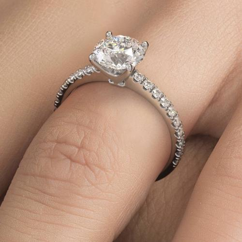 diamond ring 1.52 carat