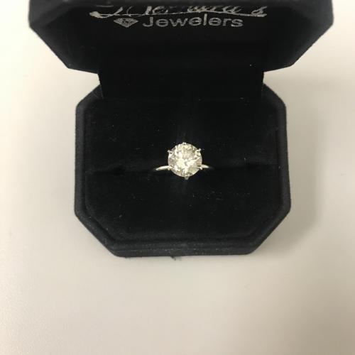 2.59ct Solitaire