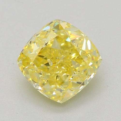 Fancy Yellow 0.81 CT