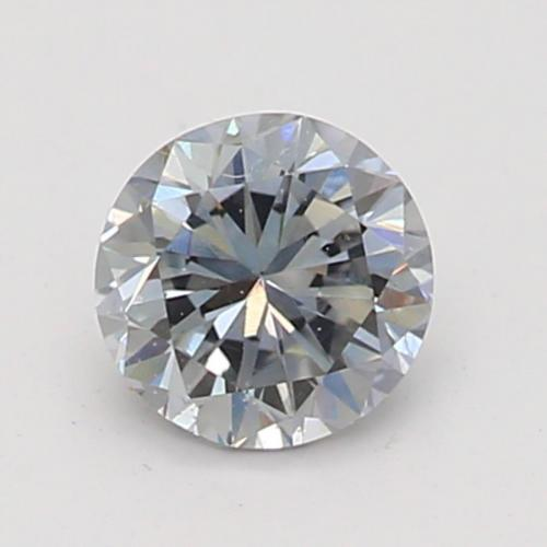 0.22-CARAT, FANCY LIGHT BLUE