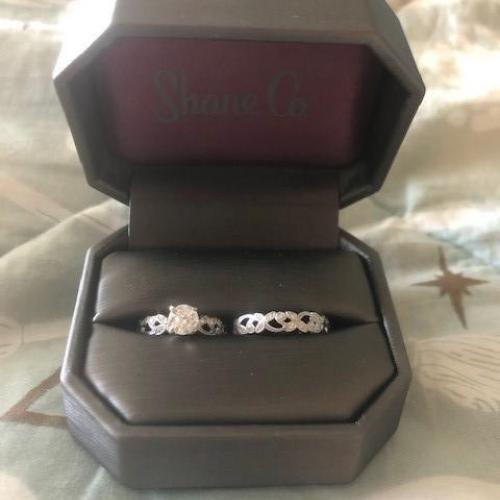 Shane Co 14K White