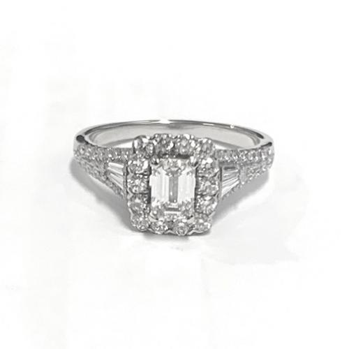 Neil Lane Emerald Cut