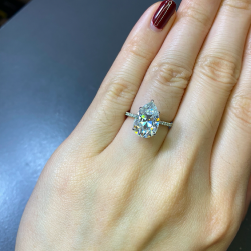 3.09 CT Forever one