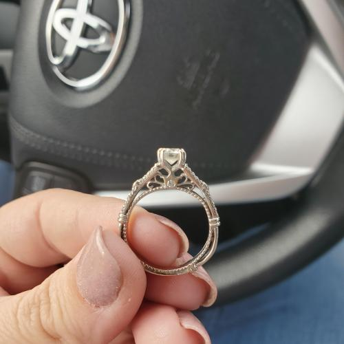 Verragio Engagement Ring