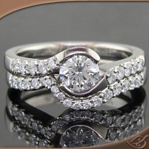 Custom Wedding ring and