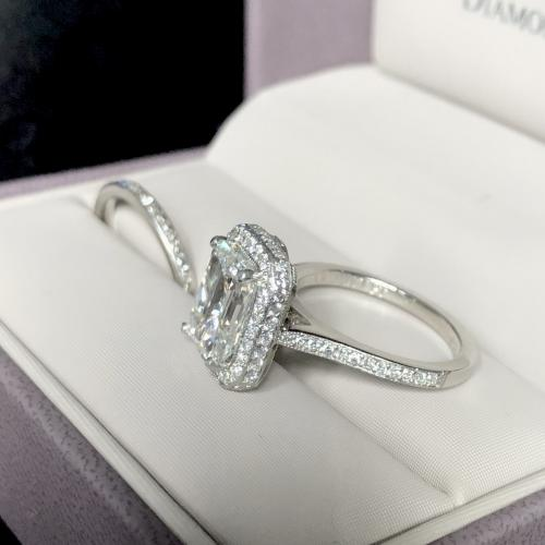 3.68 Carat Diamond Engagement