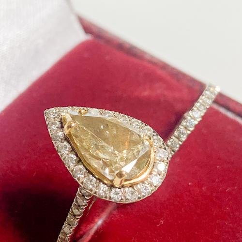 2.00 Carat Pear Shape