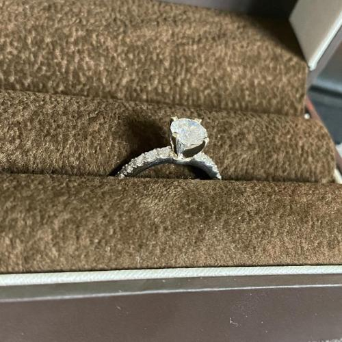 Jared Diamond Engagement Ring