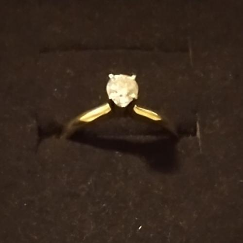 AGS Certfied 1/3 Carat