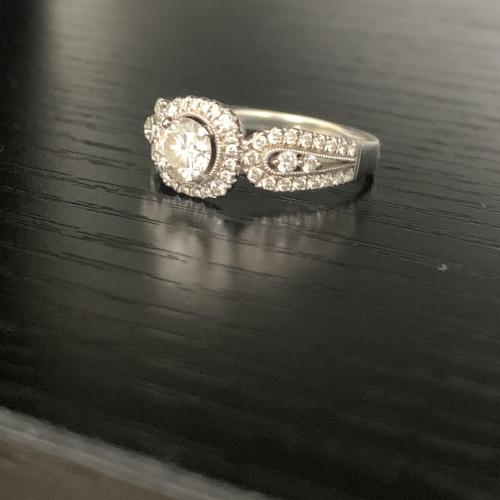 Shane Co. Engagement ring