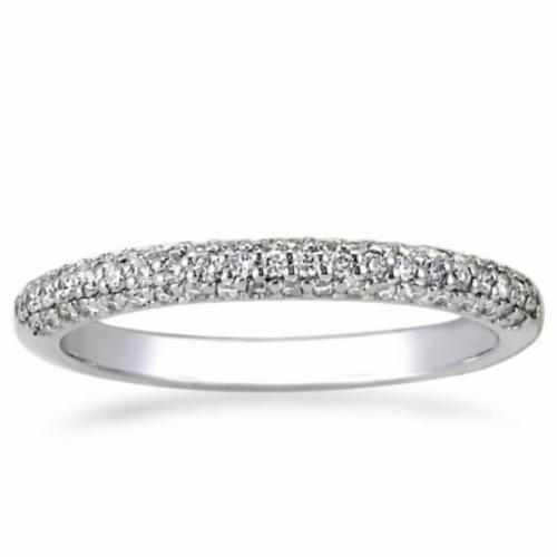Brilliant Earth Pave Band