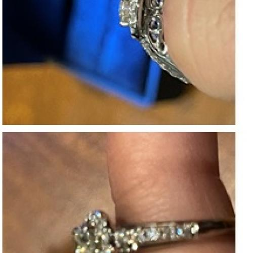 Robin Brothers Engagement Ring-