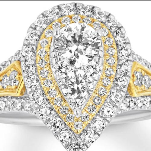 Jared Engagement Ring and