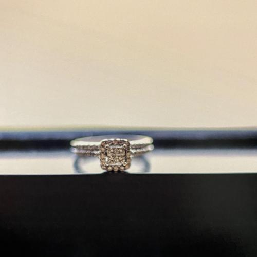 5/8 ct tw Engagement