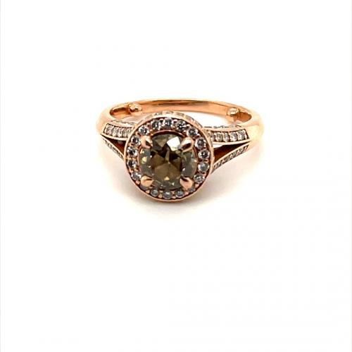 1ct Fancy Deep Yellowish