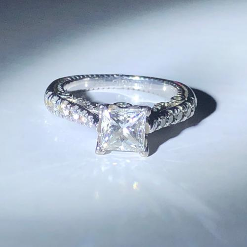 Verragio Insignia Engagement Ring