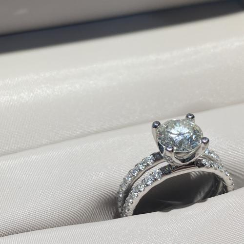 A.Jaffe Ring Custom Designed