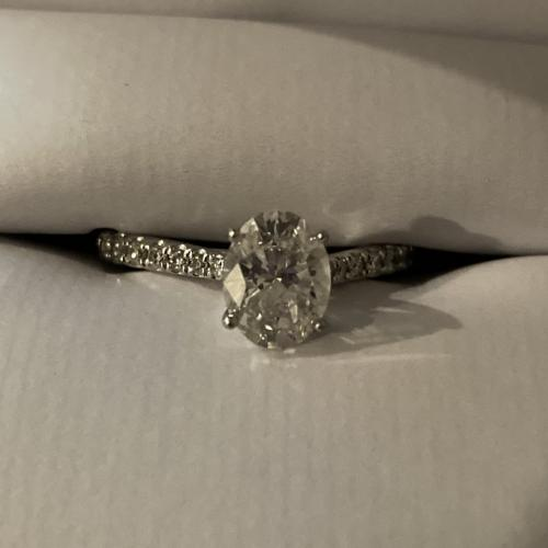 Helzberg 1 Ct Engagement