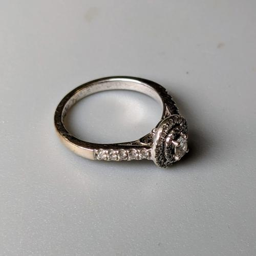 Diamond Engagement Ring 1/2