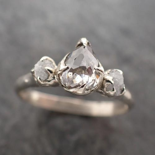 Faceted Fancy Cut Champagne