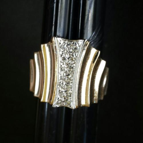 ART DECO wide band