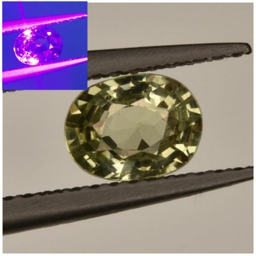.77ct AIG Certified Natural
