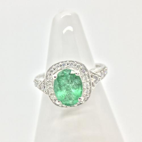 Emerald and Diamond 14