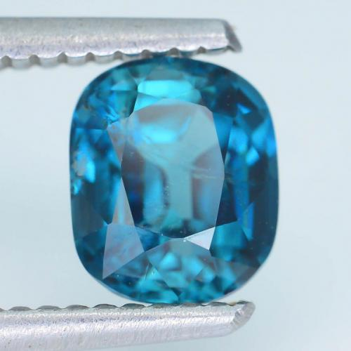 1.53ct Natural Blue Indicolite