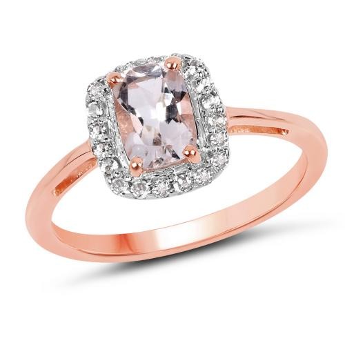 Spectacular Morganite and Topaz