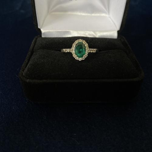 Classic Emerald for the
