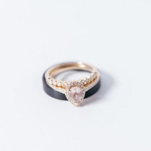 18k Rose Gold Women's
